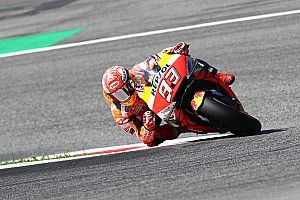 "Marquez made ""mistake"" in record-breaking pole lap"