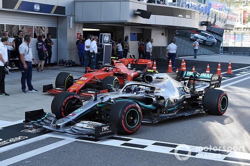 Formel 1 Sotschi 2019: Das Rennen im Formel-1-Live-Ticker