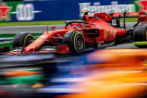 LIVE F1 - Suivez le GP d'Italie en direct