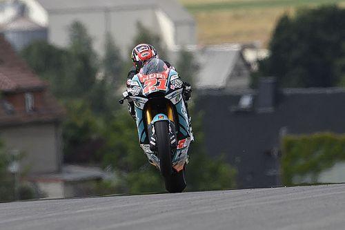 FP2 Moto2 Ceko: Di Giannantonio puncaki sesi, Dimas absen