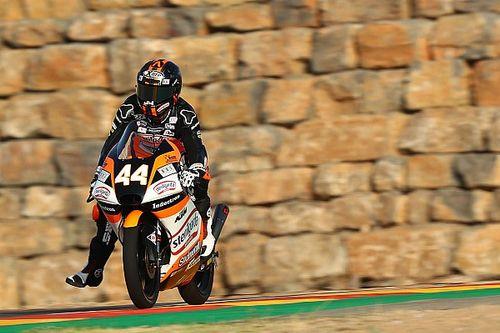 Moto3 Aragon: Canet soleert naar indrukwekkende zege
