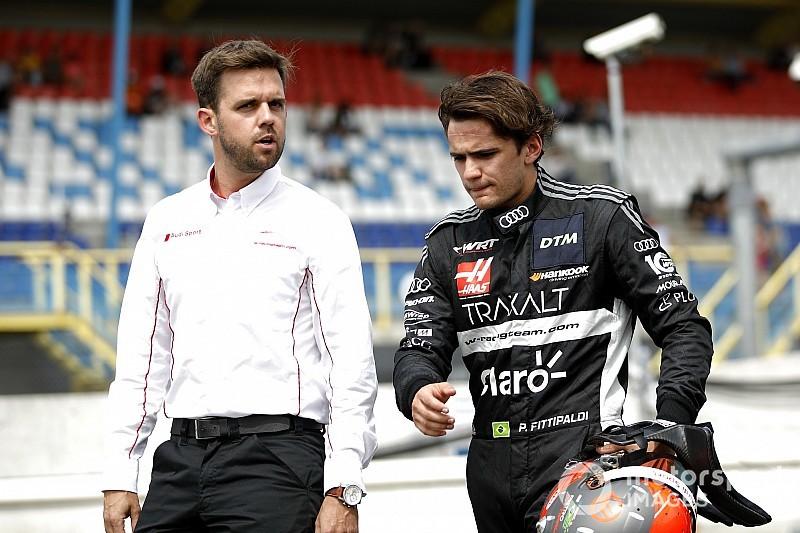 Pietro Fittipaldi mikt op F1-zitje in 2020 bij het geplaagde Haas