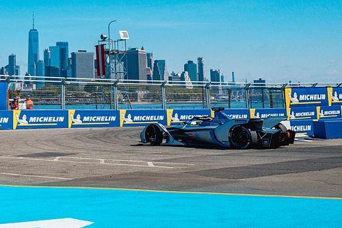 Fotostrecke: Die Schweizer Buemi und Mortara am New York E-Prix in der Formel E