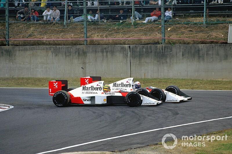 Senna a halála előtt kezdett el igazán jó barátja lenni Prostnak