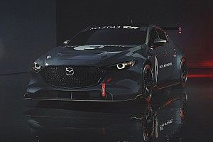 Mazda Motorsports unveils new TCR car