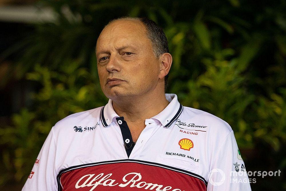 Vasseur: Samenwerking met merk Alfa Romeo cruciaal voor toekomst