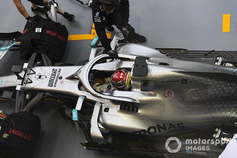 Mercedes écope d'une amende après les EL1