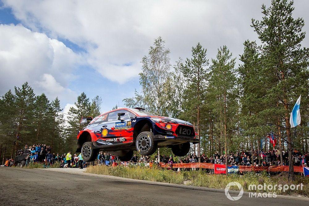 Reli Finlandia Edisi Ke-70 Akan Diramaikan 43 Mobil