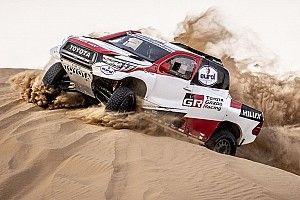 Алонсо: Учусь не бояться скорости при штурме дюн