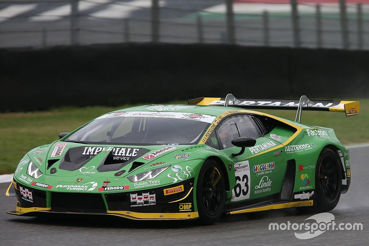 GT Italiano: Frassineti torna sulla Lamborghini di Imperiale