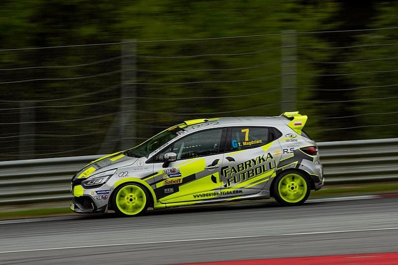 Belgijski finał Clio Cup Central Europe