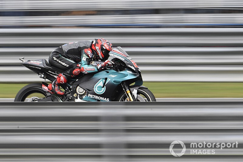 Fotogallery MotoGP: la quarta pole di Quartararo a Buriram