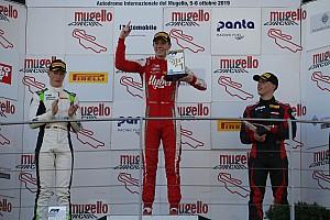 Mugello, Gara 1: Vesti trionfa davanti a David Schumacher