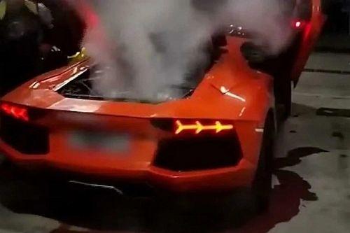 Íme a bizonyíték: A Lamborghini Aventador nem alkalmas BBQ-sütésre