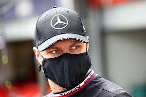 Bottas: Les discussions avec Mercedes n'ont pas commencé