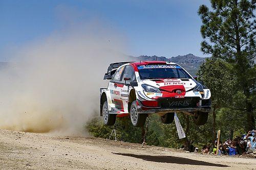 WRC, Rally Italia, PS16: Ogier ed Evans controllano