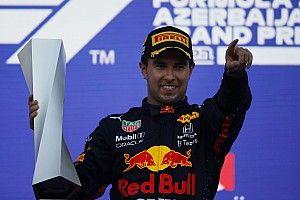 Pérez dice que Albon lo ha ayudado en su adaptación con Red Bull
