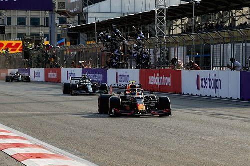 """Perez had ook problemen: """"Haalde de finish op het nippertje"""""""