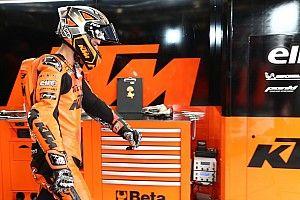 Le timing de l'annonce de KTM suscite les critiques chez Tech3