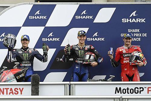 Parrilla de salida GP de Francia MotoGP