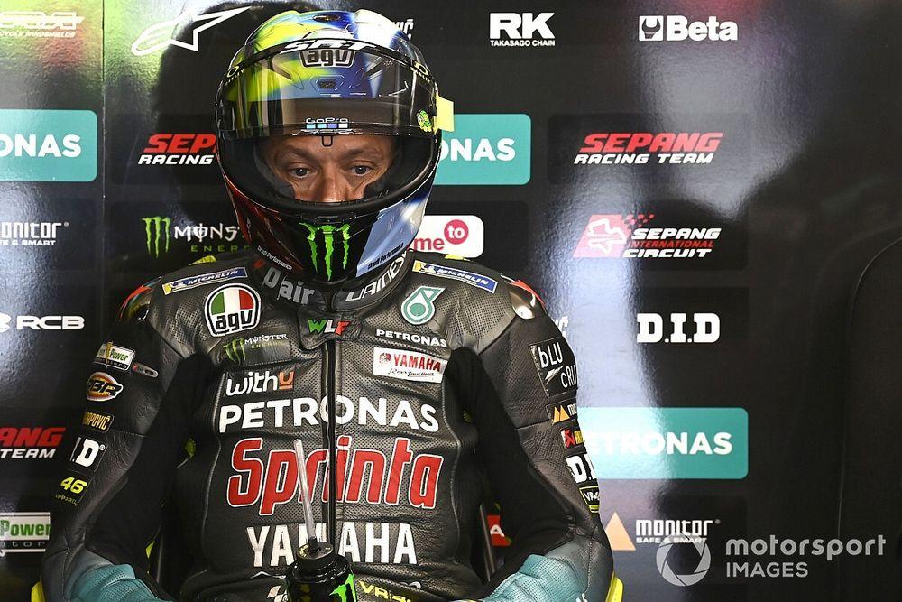 Legenda MotoGP Akui Pernah Ada di Fase Terendah seperti Rossi