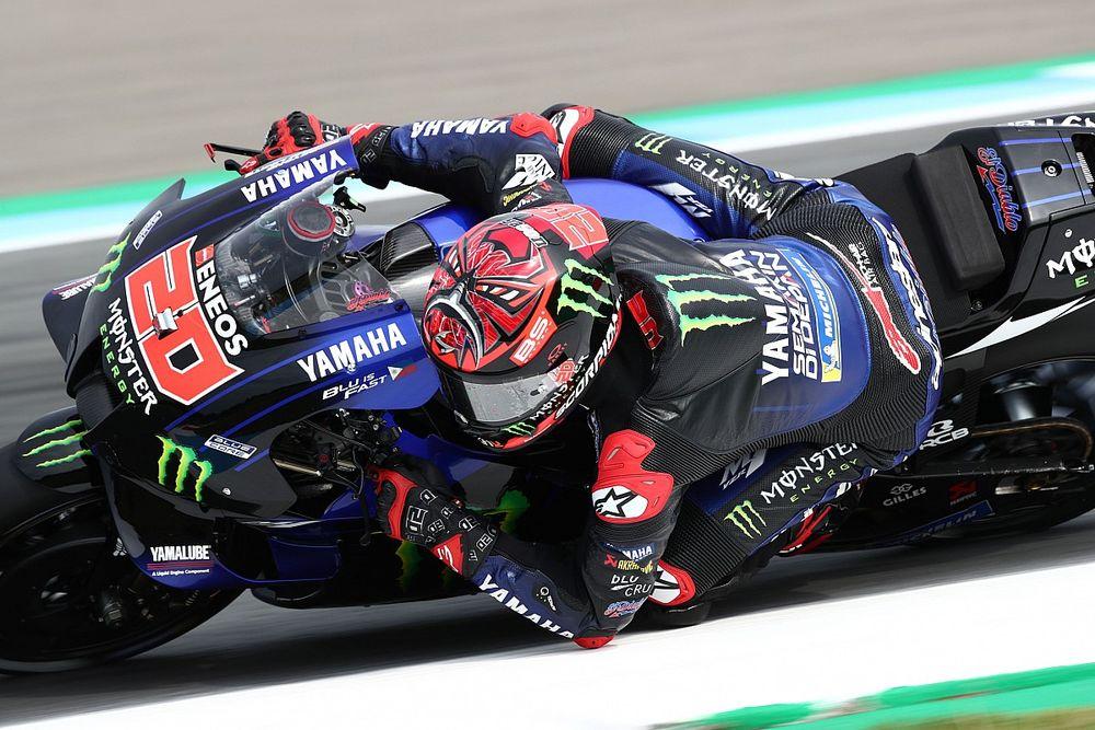 EL4 - Le duo Yamaha factory confirme ses bonnes dispositions