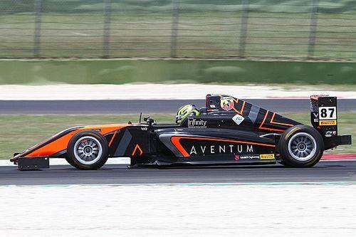 Formula 4: Bearman svetta nelle libere di Vallelunga