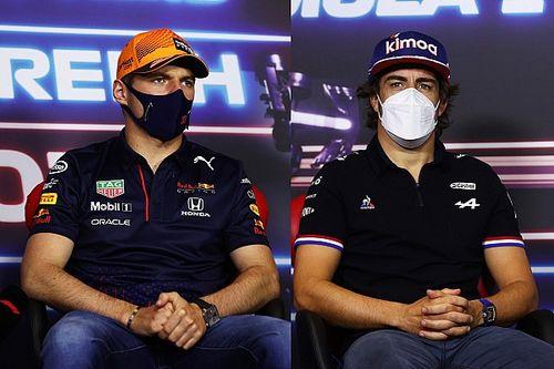 Alonso Enggan Jadi Rekan Setim Verstappen di F1