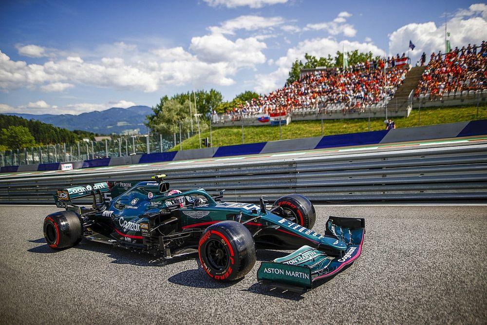 Surer: ezért ingadoznak Vettel eredményei a 2021-es szezonban is