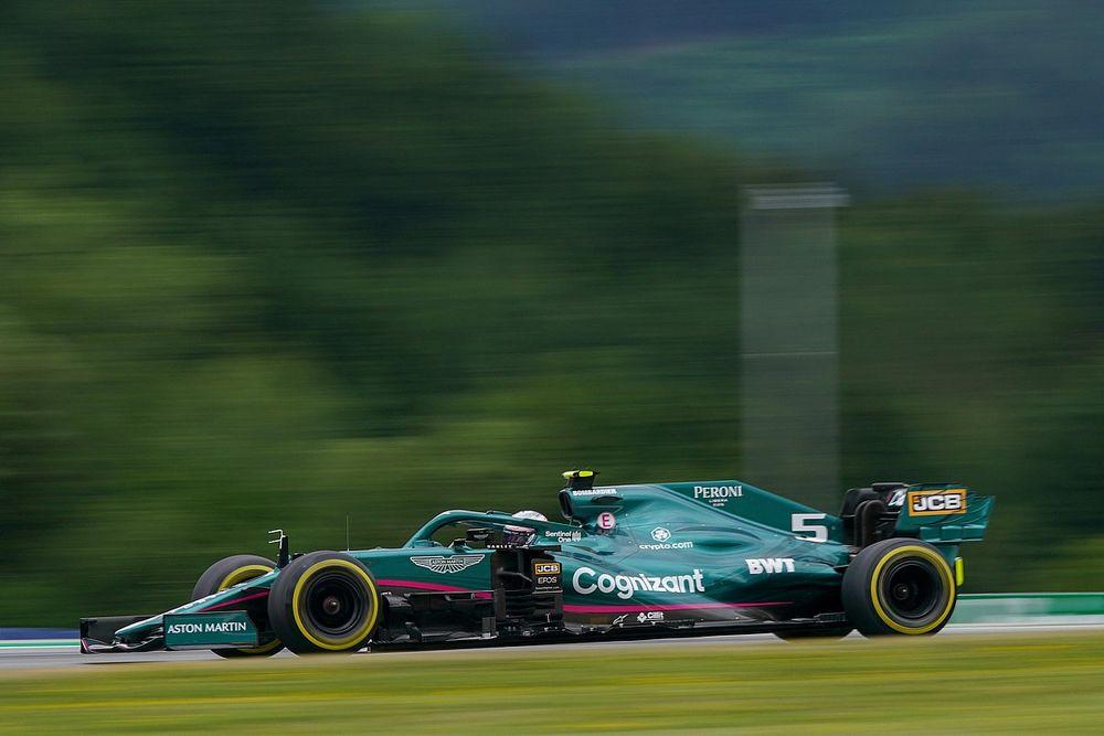 Szafnauer, araçlarında daha ilgi çekici bir renk istiyor