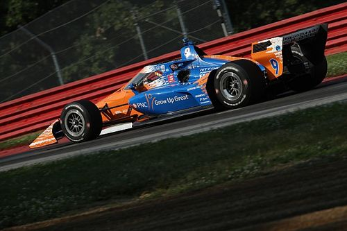 Dixon: IndyCar title still 'doable', but work needed to catch up