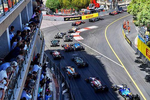 GALERÍA: mejores fotos del GP de Mónaco de F1
