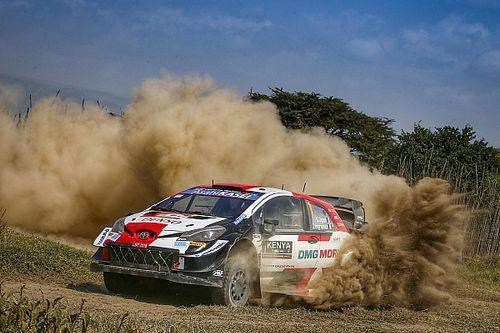 Ogier wint Safari Rally na indrukwekkende comeback