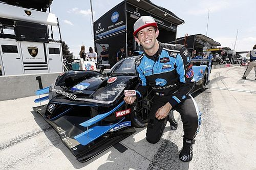 Taylor lidera un 1-2 de Acura para las 6 Horas de Watkins Glen