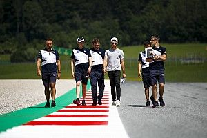 Red Bull Ring gets changes ahead of F1 double header, gravel closer to track