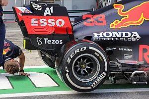 GALERÍA TÉCNICA: Las novedades de los F1 en el GP de Estiria