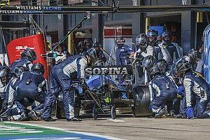 Williams troeft Red Bull af met snelste pitstop van Britse GP