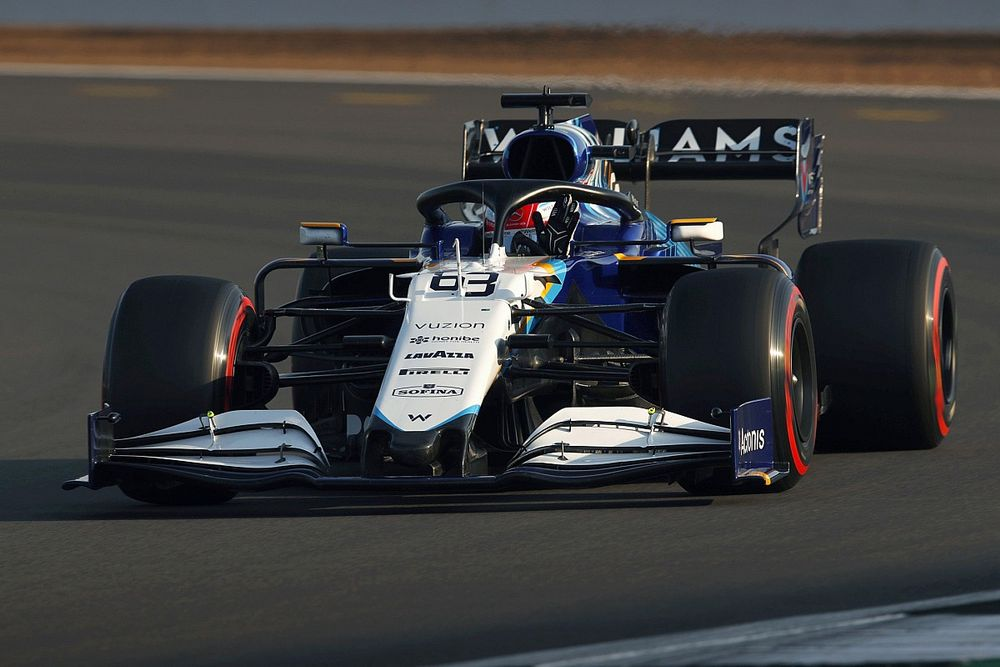 """Russell can't understand qualifying form with """"ninthquickest car"""""""