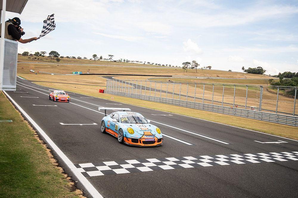 Porsche Cup: Após punição, Vina Neves herda vitória na GT3 Cup Sport