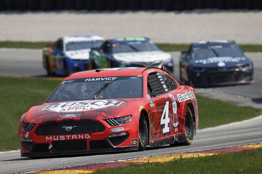 Is it now or never for Kevin Harvick's 2021 NASCAR Cup season at Atlanta?