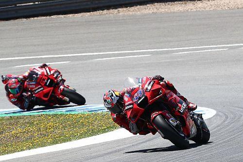 Bagnaia y Miller ponen a Ducati en números de la era Stoner