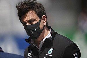 Wolff geeft toe: Opmerking over rijderskeuze Mercedes was een grap