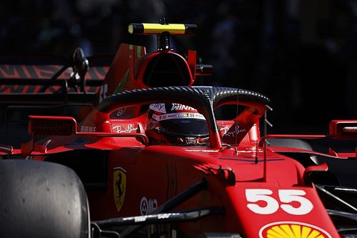 Сайнс счел Ferrari реальной угрозой
