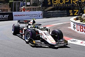 """Pourchaire """"disconnected brain"""" in Monaco F2 qualifying"""