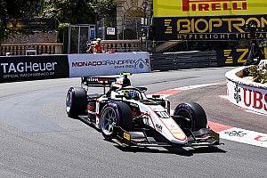 F2, Monaco: Pourchaire mostruoso nella Feature Race