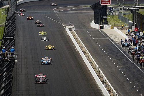 La parrilla de salida de las 500 millas de Indianápolis 2021