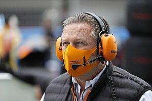 McLaren l'assure : l'Extreme E n'aura pas d'impact sur la F1