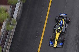 F2, Monaco: Ghiotto arretrato di 3 posizioni in griglia in Francia per il contatto con Raghunathan