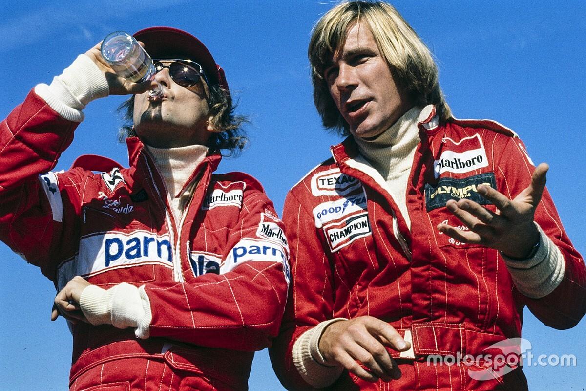 Ma 72 éve született Niki Lauda nagy riválisa, James Hunt