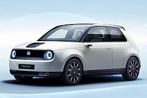 Már Európában is foglalózható a Honda első elektromos-meghajtású modellje